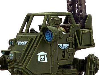La Garde Impériale de Wasted - 1ère Sentinelle Blindée Sentin10