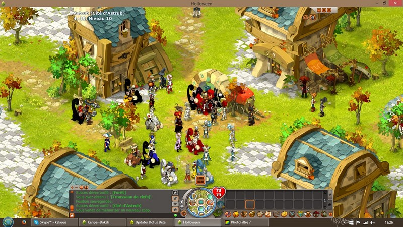 "[Maj-Beta] Dofus en grand, la beta ""long terme"" Scr310"