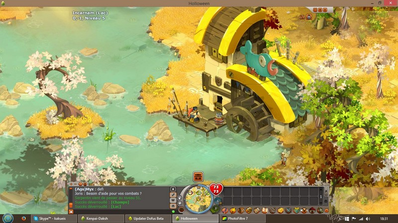 "[Maj-Beta] Dofus en grand, la beta ""long terme"" Scr410"