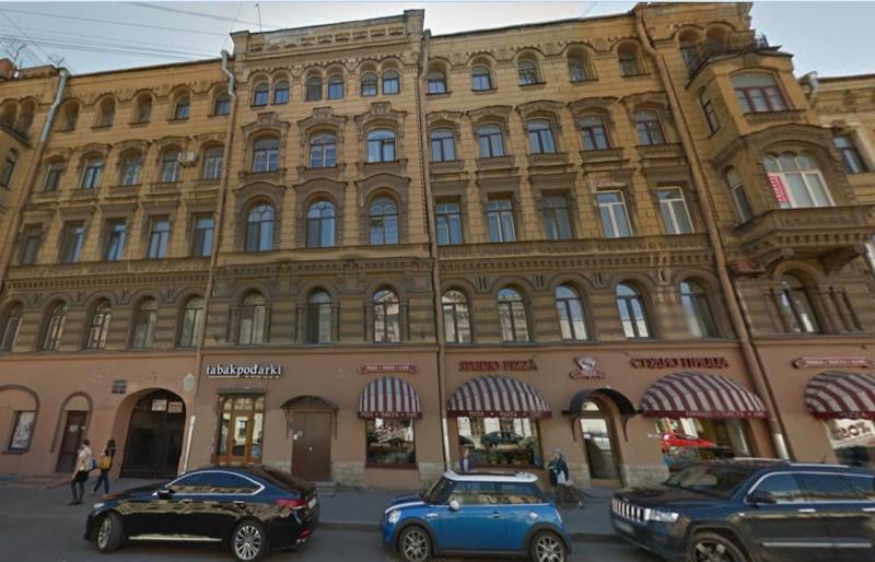 2х комнатная квартира в историческом центре Петербурга, метро Владимирская. A_eaee10