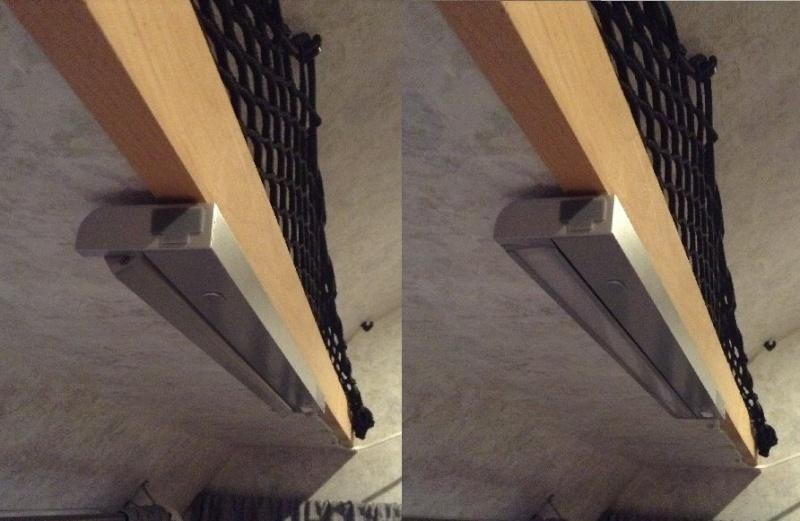 Luminaire au-dessus de la table Lum210