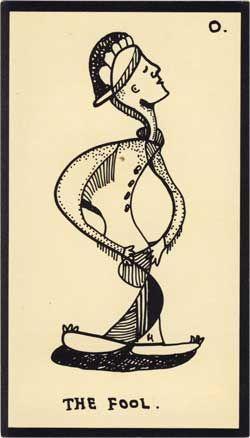 Baraja - Tarot Astral, 1969 por Mont-Saint-Johns 010