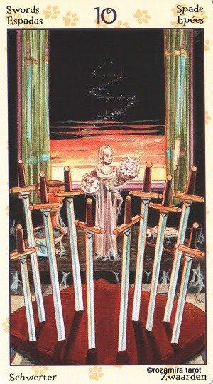 Tarot of Pagan Cats 1013