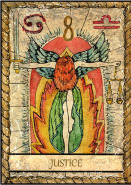 El Tarot de Samiramay - Preciosísima baraja 1110