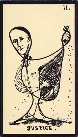 Baraja - Tarot Astral, 1969 por Mont-Saint-Johns 1111