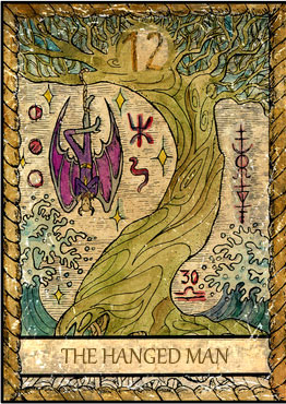 El Tarot de Samiramay - Preciosísima baraja 1210