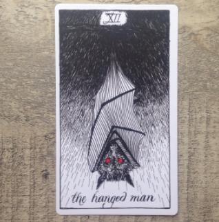 El Salvaje desconocido - Tarot - Arcanos Mayores 12_el_10