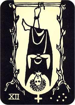 Baraja Psycho-Tarot por Hurley y Horler 12_han10