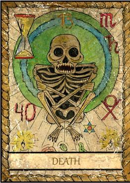 El Tarot de Samiramay - Preciosísima baraja 1310