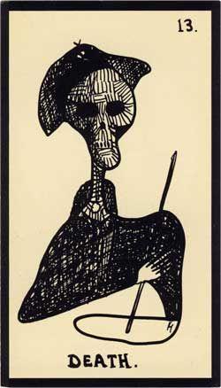 Baraja - Tarot Astral, 1969 por Mont-Saint-Johns 1312