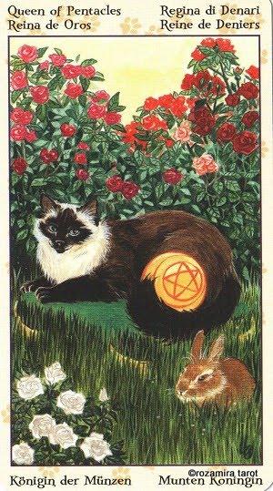 Tarot of Pagan Cats 1315