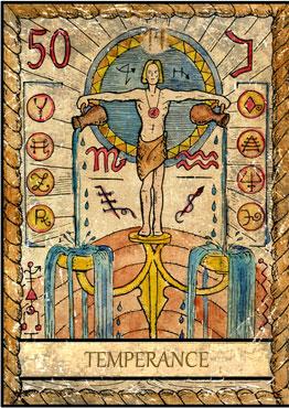 El Tarot de Samiramay - Preciosísima baraja 1410