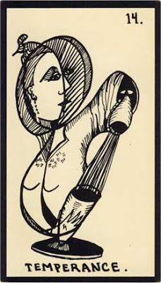 Baraja - Tarot Astral, 1969 por Mont-Saint-Johns 1412