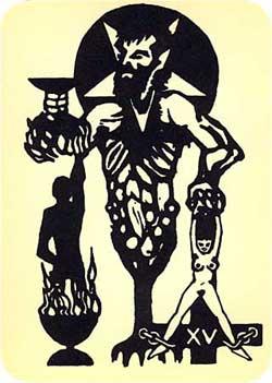 Baraja Psycho-Tarot por Hurley y Horler 15_dev10