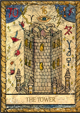 El Tarot de Samiramay - Preciosísima baraja 1610