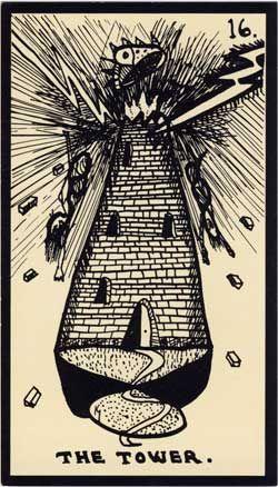 Baraja - Tarot Astral, 1969 por Mont-Saint-Johns 1612