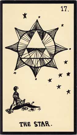 Baraja - Tarot Astral, 1969 por Mont-Saint-Johns 1712