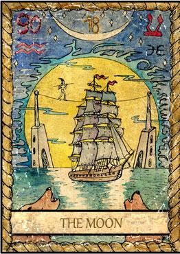 El Tarot de Samiramay - Preciosísima baraja 1810