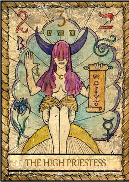 El Tarot de Samiramay - Preciosísima baraja 210