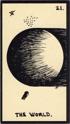 Baraja - Tarot Astral, 1969 por Mont-Saint-Johns 2112