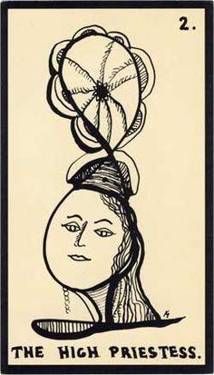 Baraja - Tarot Astral, 1969 por Mont-Saint-Johns 212