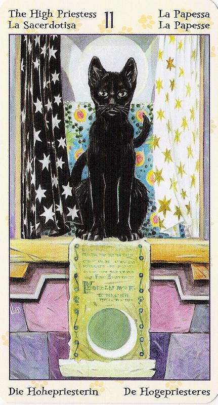 Tarot of Pagan Cats 22070212