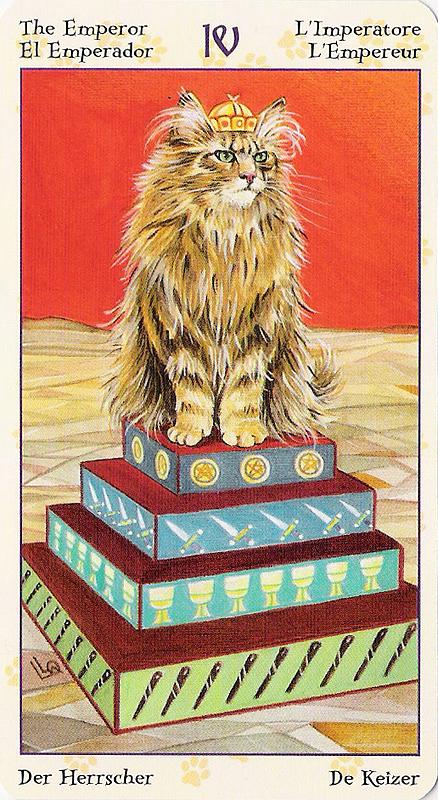 Tarot of Pagan Cats 22070214