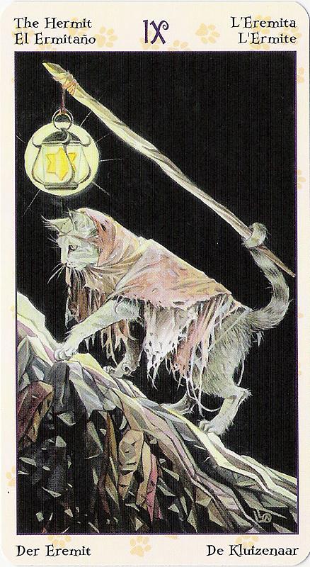 Tarot of Pagan Cats 22070219