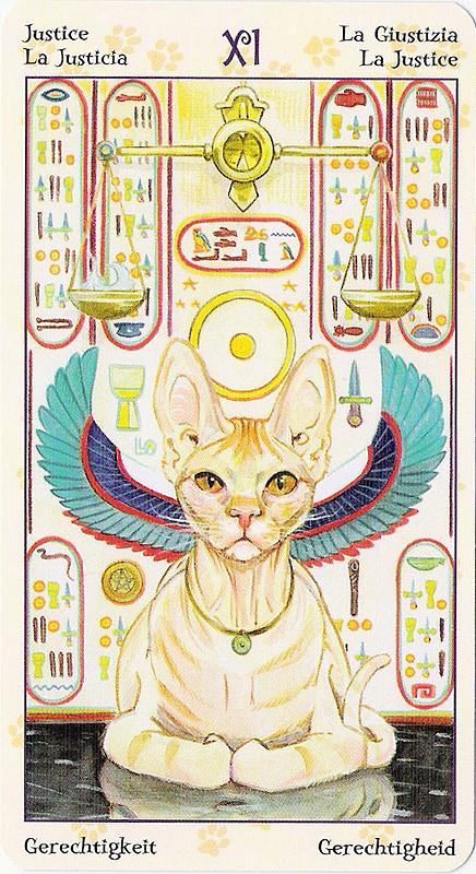 Tarot of Pagan Cats 22070221