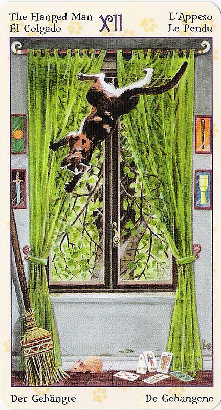 Tarot of Pagan Cats 22070222