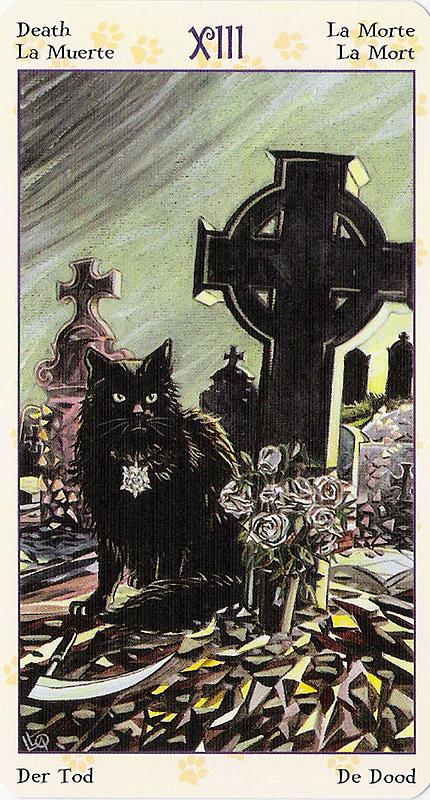 Tarot of Pagan Cats 22070223