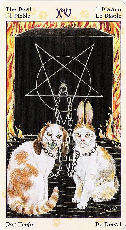 Tarot of Pagan Cats 22070225