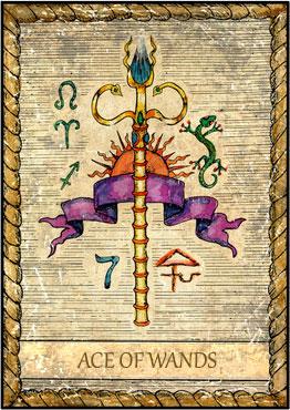 El Tarot de Samiramay - Preciosísima baraja 2210