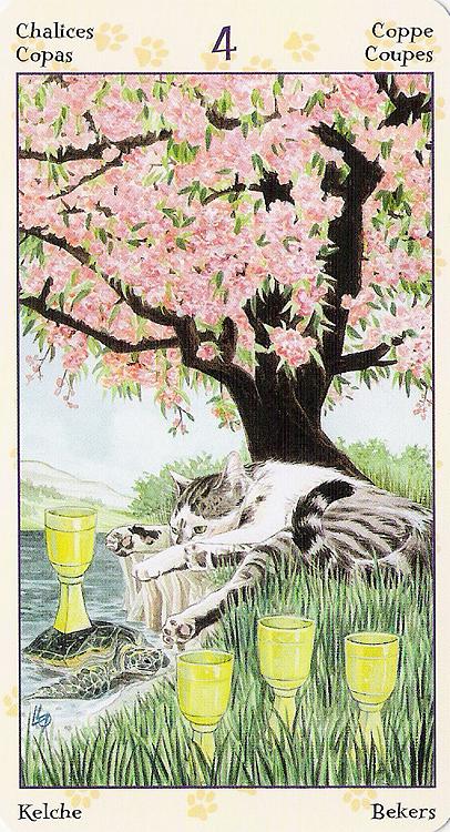 Tarot of Pagan Cats 22266913