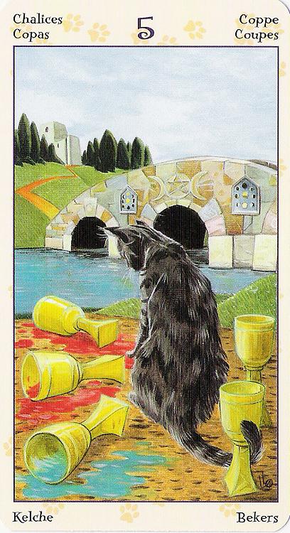 Tarot of Pagan Cats 22266914