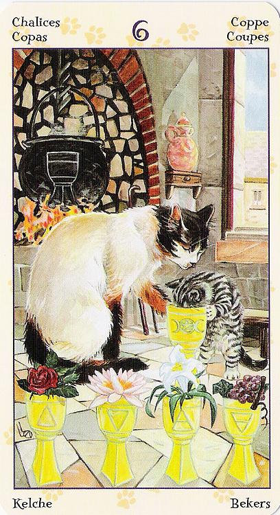 Tarot of Pagan Cats 22266915