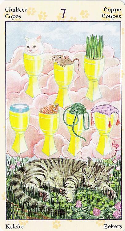 Tarot of Pagan Cats 22266916