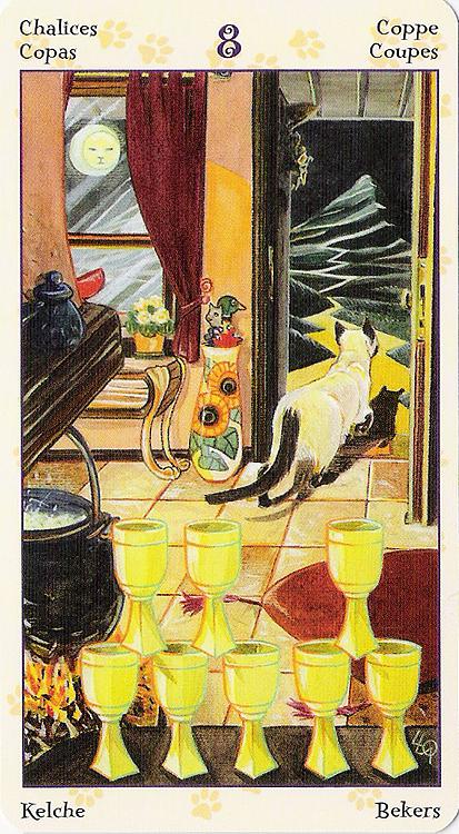 Tarot of Pagan Cats 22266917