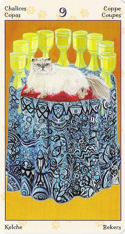 Tarot of Pagan Cats 22266918