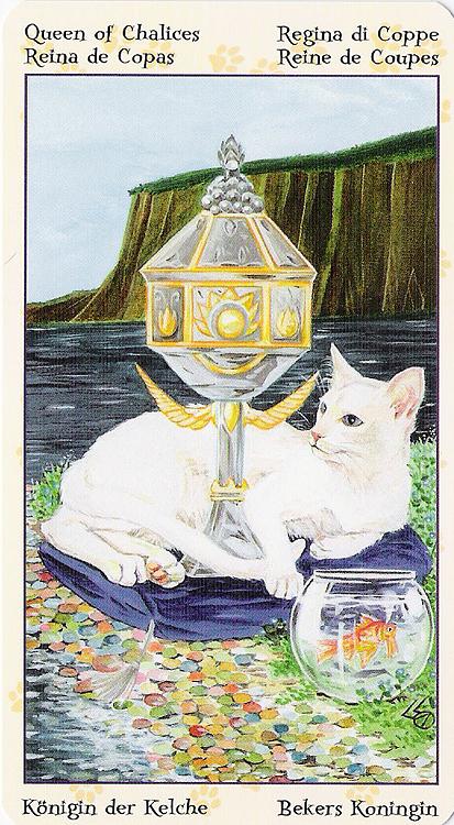 Tarot of Pagan Cats 22266922