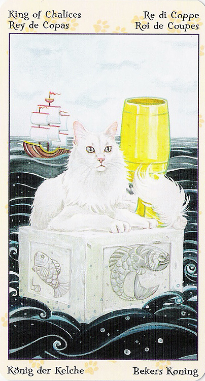 Tarot of Pagan Cats 22266923