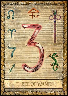 El Tarot de Samiramay - Preciosísima baraja 2410