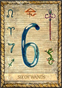 El Tarot de Samiramay - Preciosísima baraja 2710