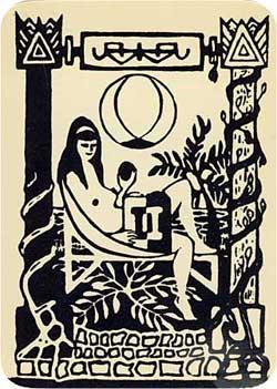Baraja Psycho-Tarot por Hurley y Horler 2_prie10