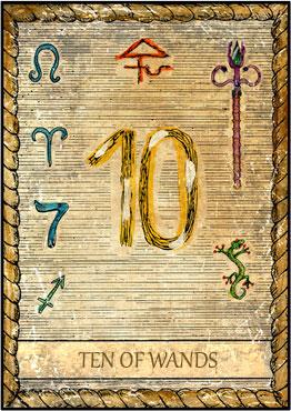 El Tarot de Samiramay - Preciosísima baraja 3110
