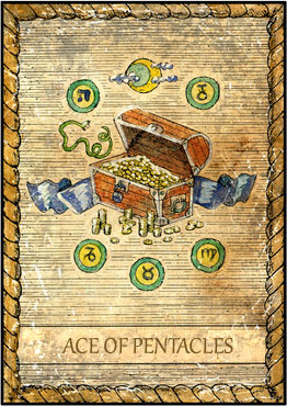 El Tarot de Samiramay - Preciosísima baraja 3610