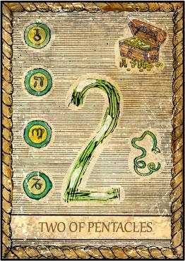 El Tarot de Samiramay - Preciosísima baraja 3710