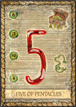 El Tarot de Samiramay - Preciosísima baraja 4010