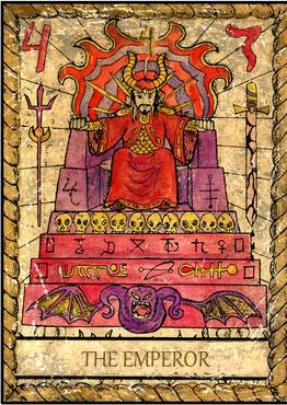 El Tarot de Samiramay - Preciosísima baraja 410