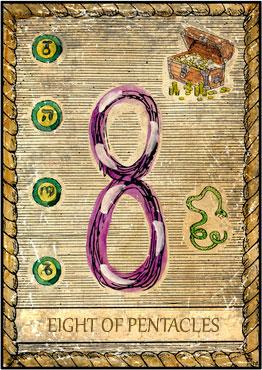 El Tarot de Samiramay - Preciosísima baraja 4310